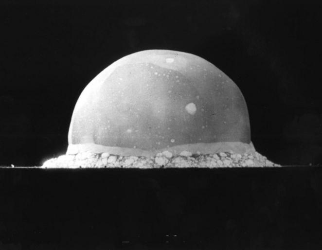 atominis sprogimas