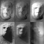 Marso veidai ir piramidės