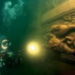 Ar vandenyno gelmėse egzistuoja mums nežinoma civilizacija?