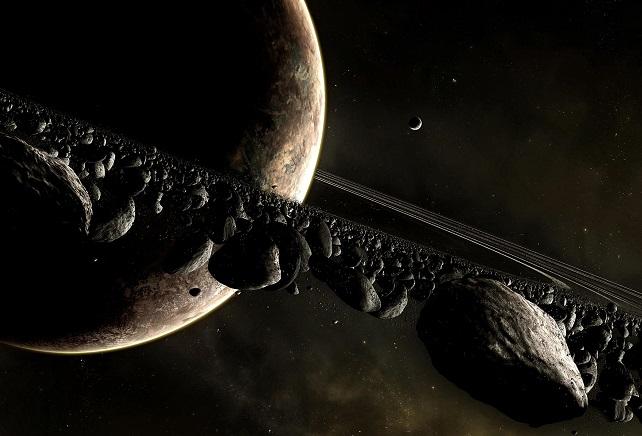 Saturno anomalijos