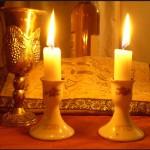 Magiška žvakių galia