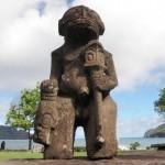 Mistiškų Nuku Hivos salos skulptūrų paslaptis