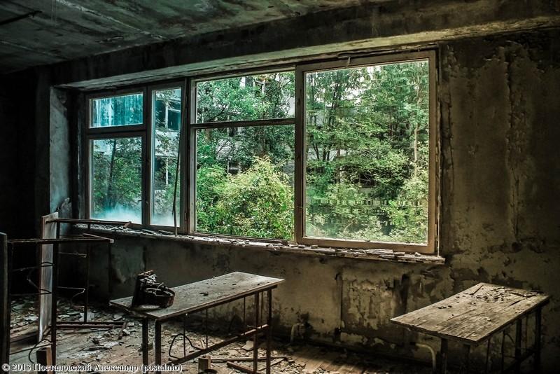 Černobylio avarija. Kaip viskas atrodo dabar