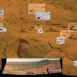 Užfiksuota gyvybė Marse