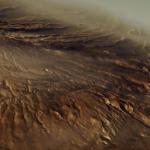Kaip galėjo atrodyti Marsas prieš keturis milijardus metų?