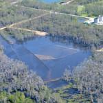 Luizianos smegduobė ruošiasi sprogti