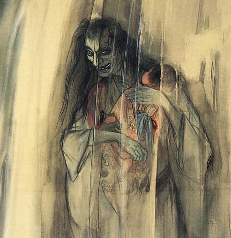 Japonijos vaiduokliai 3