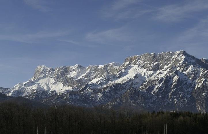 Untersbergo kalno paslaptys