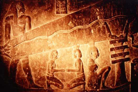 Elektra senovės civilizacijose?