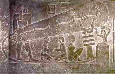 faraonu sviesos