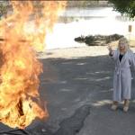 Pirokinezė – padegimas žvilgsniu