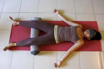 savasana joga