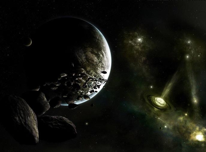visata kosmosas