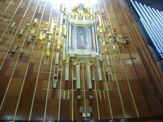 Gvadelupės Mergelės Marijos atvaizdas