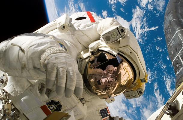 Keisti astronautų potyriai kosmose