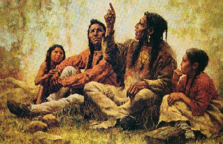 Pasaulio pabaiga pagal Hopi indėnus (I dalis)