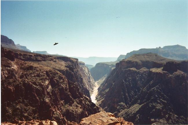 NSO avarijos Didžiajame kanjone