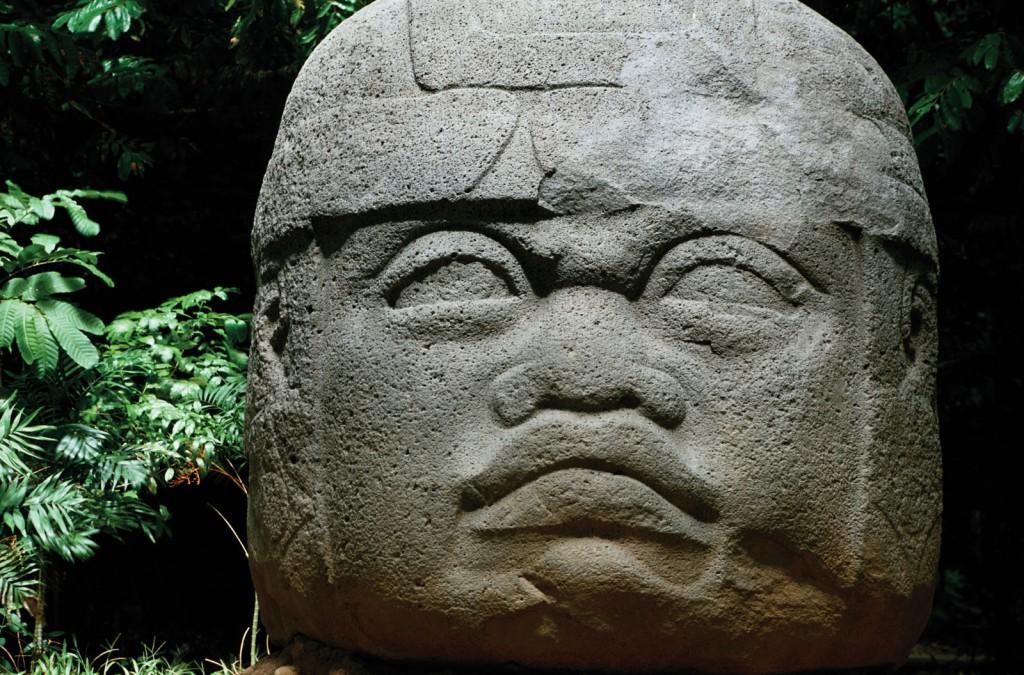 Olmekų civilizacijos mįslės