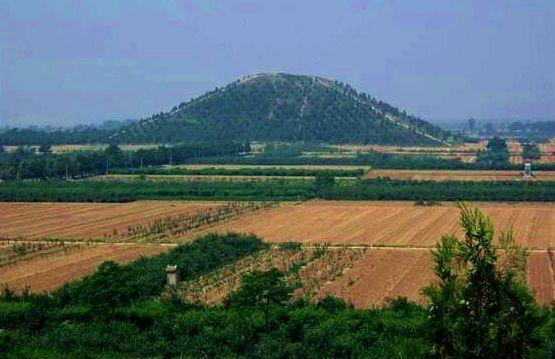 Kinijos piramidės