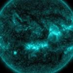 Vakar įvyko galingiausias Saulės X klasės žybsnis per pastaruosius 2 metus