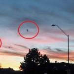Arizonoje vyras užfiksavo du NSO objektus