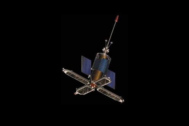 Balandžio pabaigoje į Žemę nukris karinis sovietinis palydovas