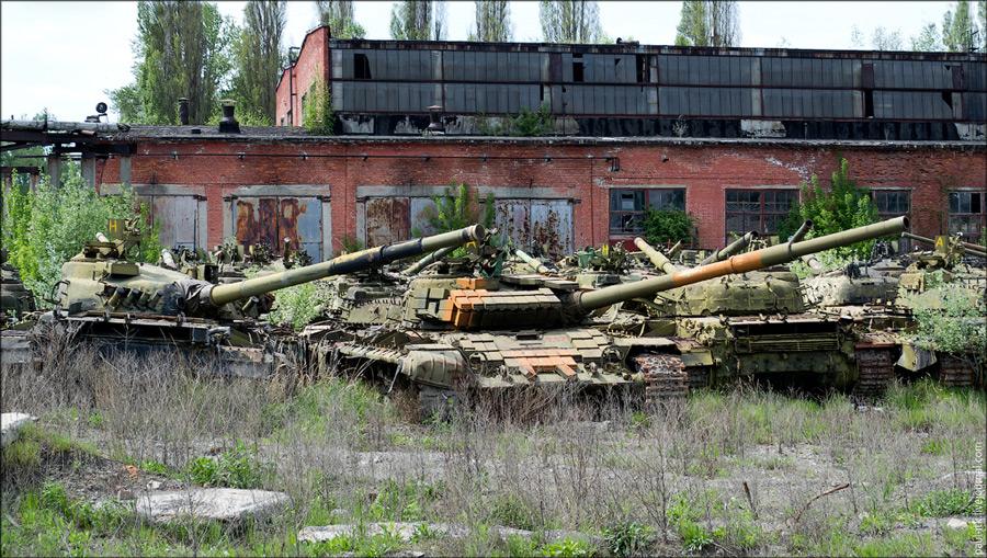 ukrainos tanku kapines 10