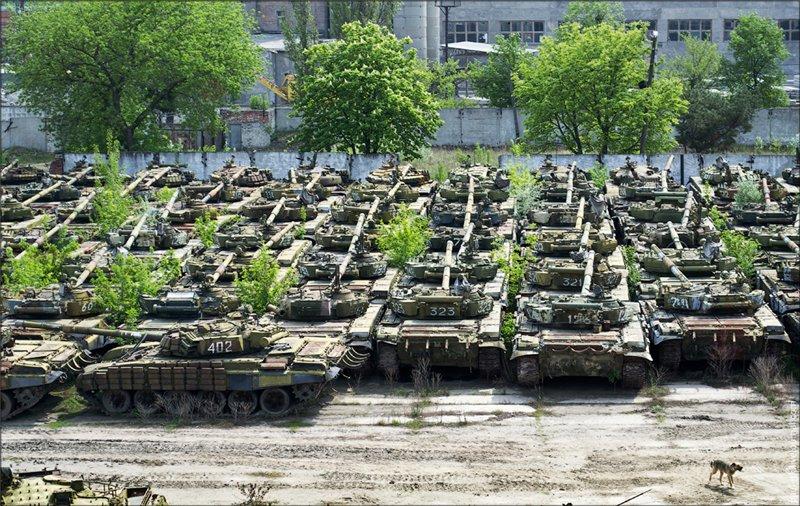 ukrainos tanku kapines 2