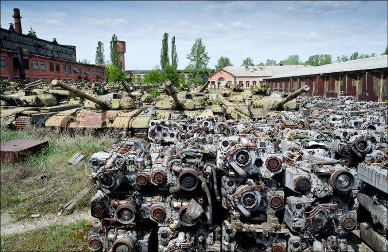 ukrainos tanku kapines 3