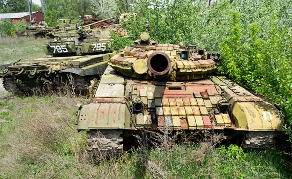 ukrainos tanku kapines 4