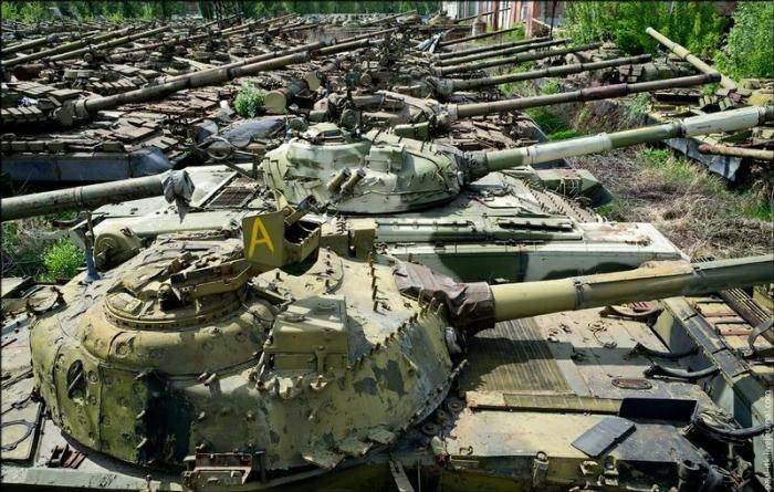 ukrainos tanku kapines 5