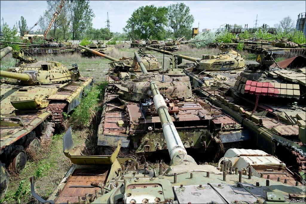 ukrainos tanku kapines 9
