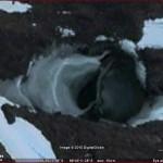 Anga Antarktidoje ir kitos keistos keistenybės