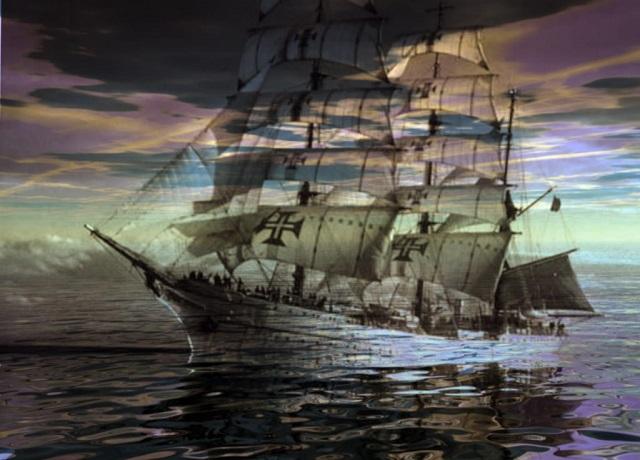 Laivai – vaiduokliai vis dar plaukioja