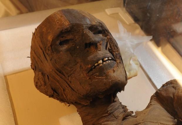 Sibire atkastos paslaptingos Viduramžių mumijos