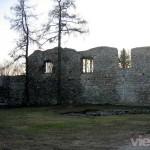 Paslaptinga Valmieros pilis Latvijoje