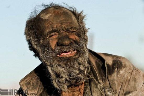 Iranietis Haji nesimaudęs jau 60 metų