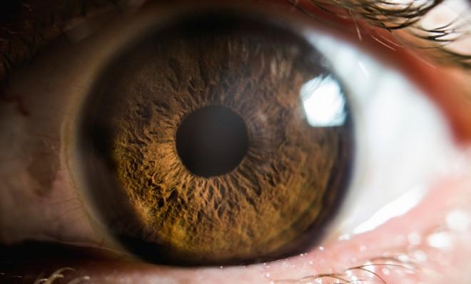 Žmogaus akies tyrimai