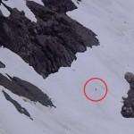 Kanados kalnuose nufilmuotas Sniego žmogus?