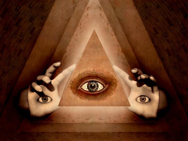 Visa matanti trečioji akis