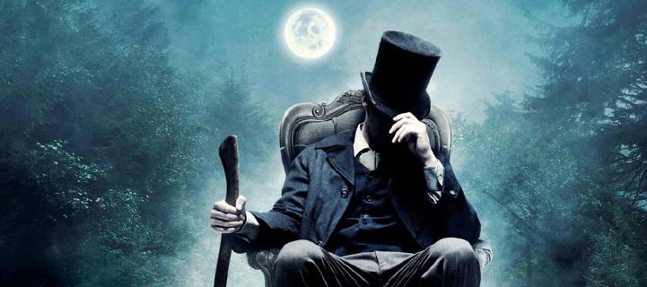 Prezidento Linkolno vaiduoklis 2