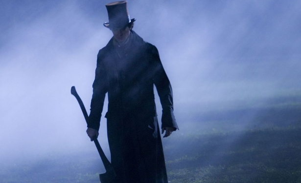Prezidento Linkolno vaiduoklis