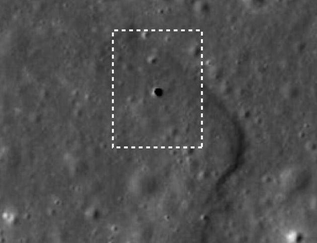 Mėnulyje aptikta daugiau kaip 200 urvų ir atvirų ertmių