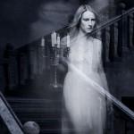 Šiurpą keliančios vaiduoklių nuotraukos