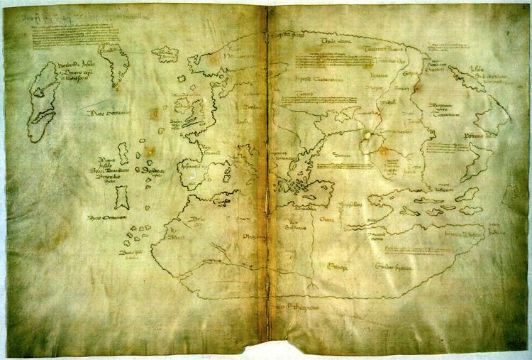 Vinlandas – dingusi vikingų šalis