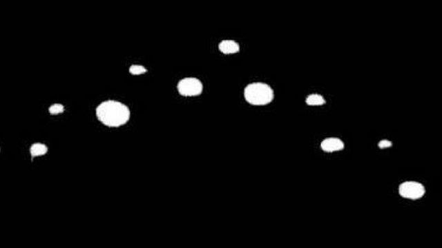 nso neatpazintas skraidantis objektas 11