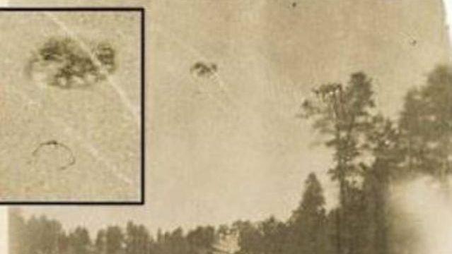 nso neatpazintas skraidantis objektas 14