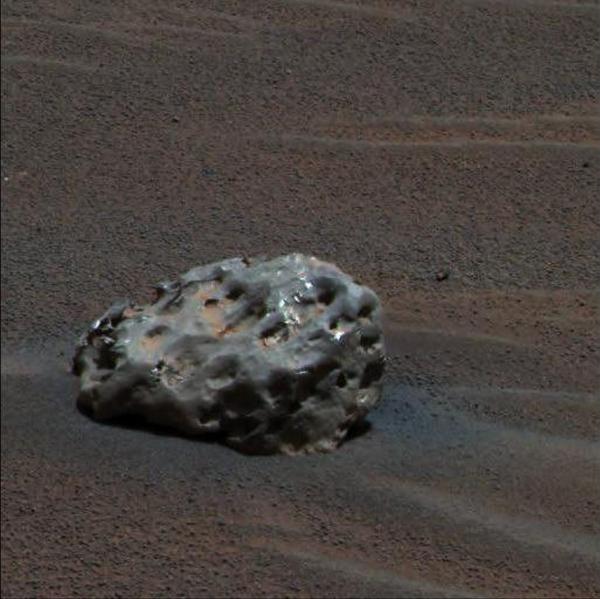 Marse rasti gyvybės pėdsakai