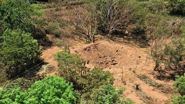 Nikaragvos sostinėje nukrito meteoritas
