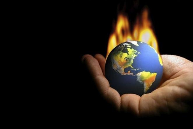 Globalinio atšilimo nėra!?
